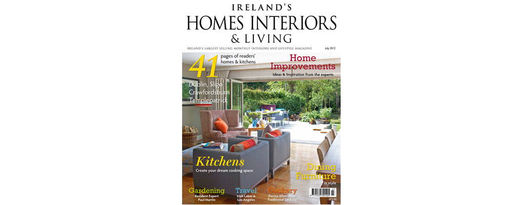 Irelands Home Interiors & Living July 2012