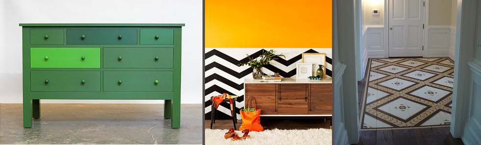 16 Quirky Ways to Use Paint!
