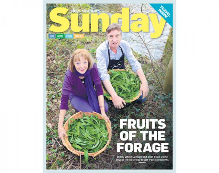 Sunday Times Magazine March '13