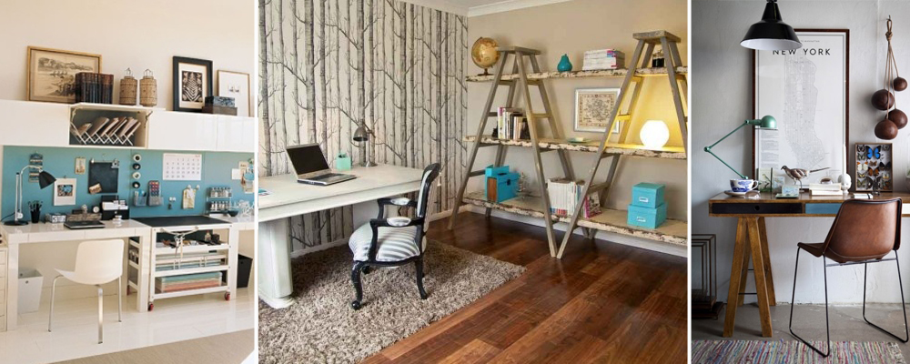12 Creative Home Offices!