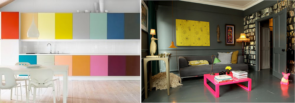 Blocks of Colour!