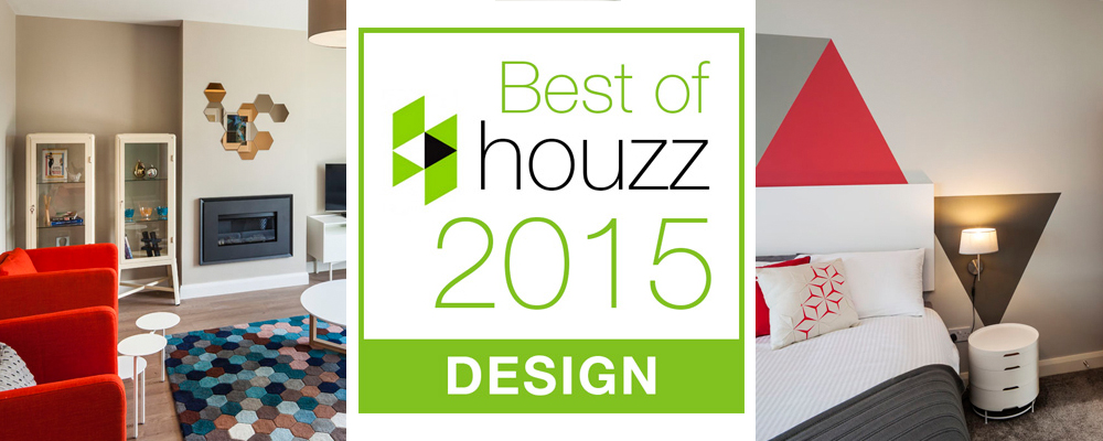 "Think Contemporary Wins ""Best Of Houzz 2015"" Award"