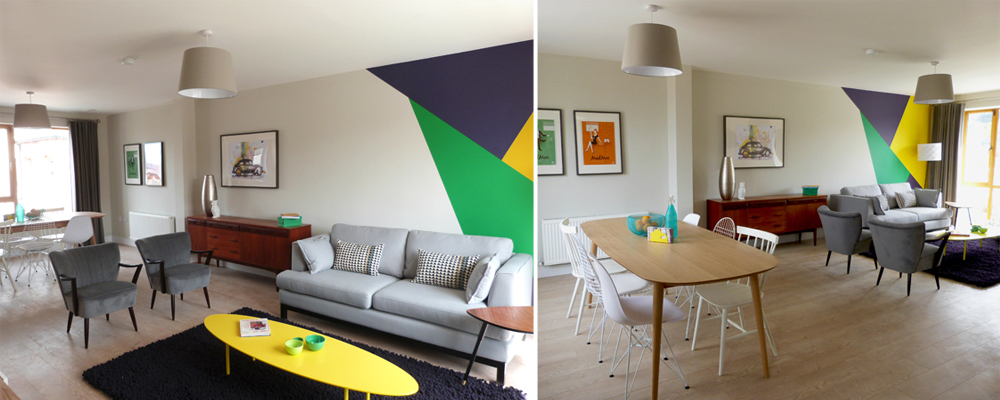 Interior Designers Dublin Showhouse: Dalrida Knocklyon