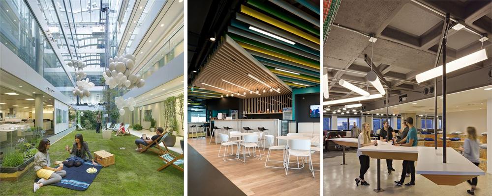 5 Key Office Design Trends For 2017