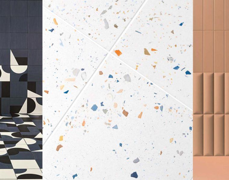 New Interior Trend Series: Tiles