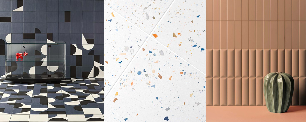 New Interior Trend Series: Tiles