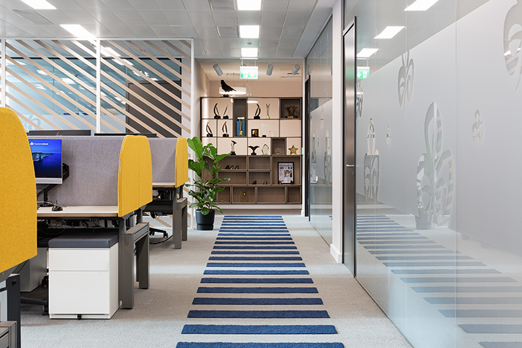 Ever wondered what a hybrid/agile workplace looks like? We've broken it down for you